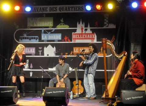 La Borde à Lausanne