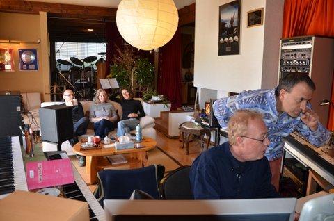 Mountain Studio SA 1